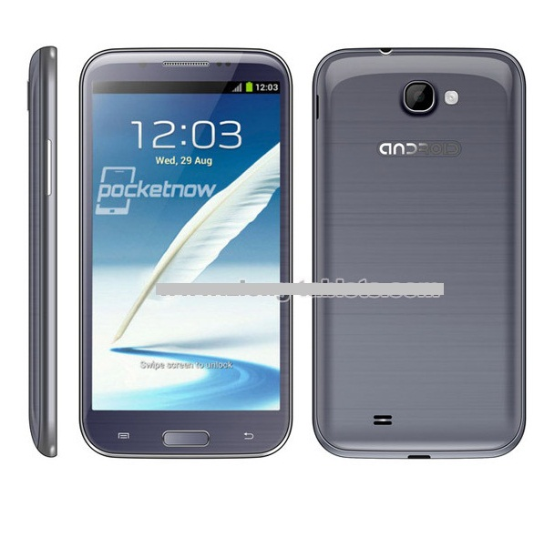Note 2 MTK6589 Quad Core GPS Android 4.1