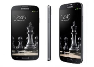 Samsung Galaxy S4 Black Edition-4