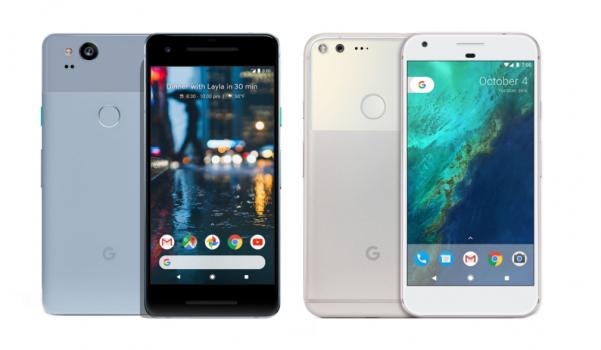 Google Pixel 2-4