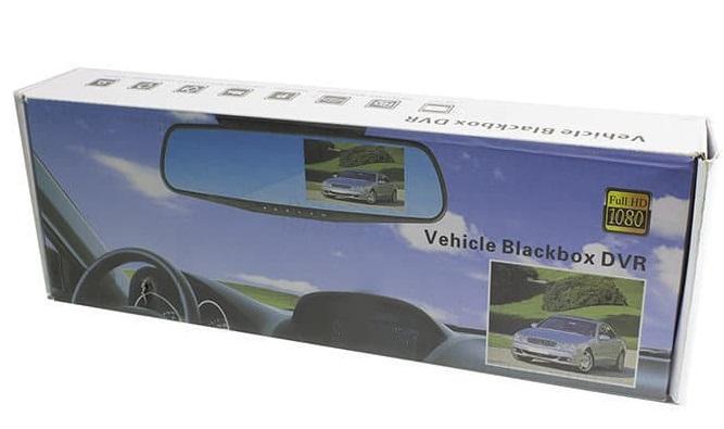 Vehicle Blackbox DVR Full HD-6