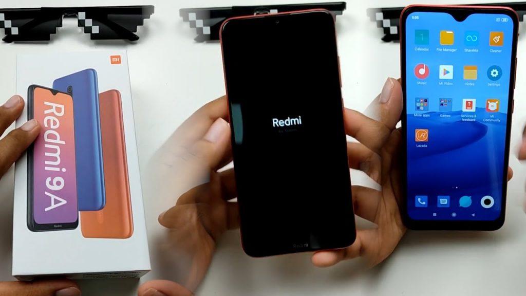 Смартфон Xiaomi Redmi 9a-3