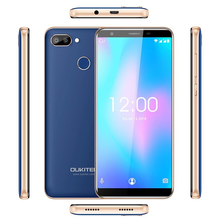 Oukitel-C11-Pro-4G-LTE-5-5-HD-18-9-Android-8-1-3GB-RAM-16GB